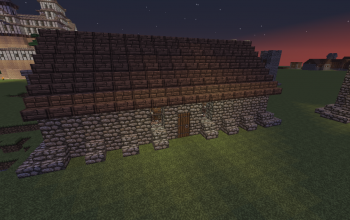 Small Medieval Warehouse