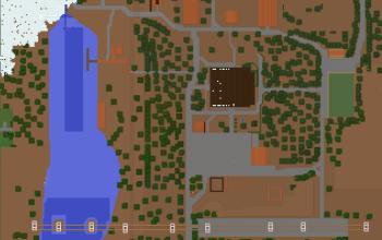 unfinished - camp nobebosco / camp crystal lake