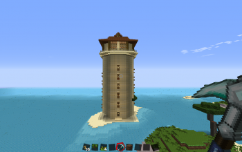 Colonial Lighthouse