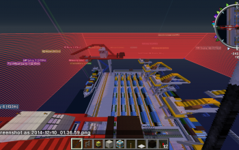 Container ship yard