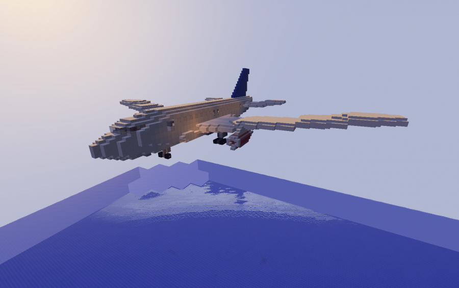 Air Plane Creation 4609