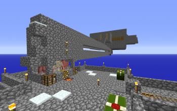 SkyBlock Iron Farm