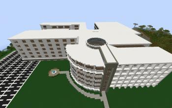 Modern Hospital /hotel