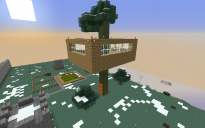 Simple Treehouse