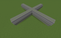 Sewer Template Intersection Shape