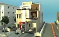Modern Townhouse Duplex