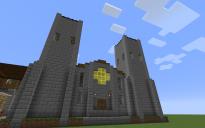 a gothic church