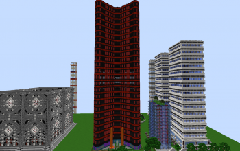 MegaProjekte RedstoneTower