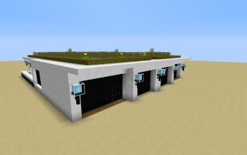 Minimalist Modern Duplex