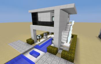 Modern Canal House
