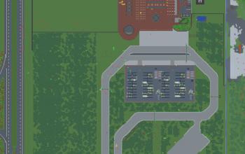 Huge Airport!!