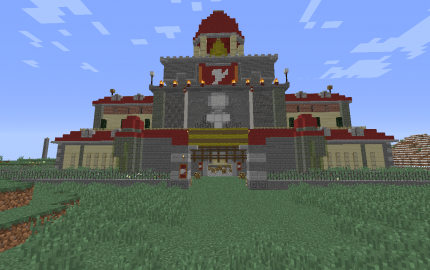 Fairy Tail Guild Hall, creation #4781
