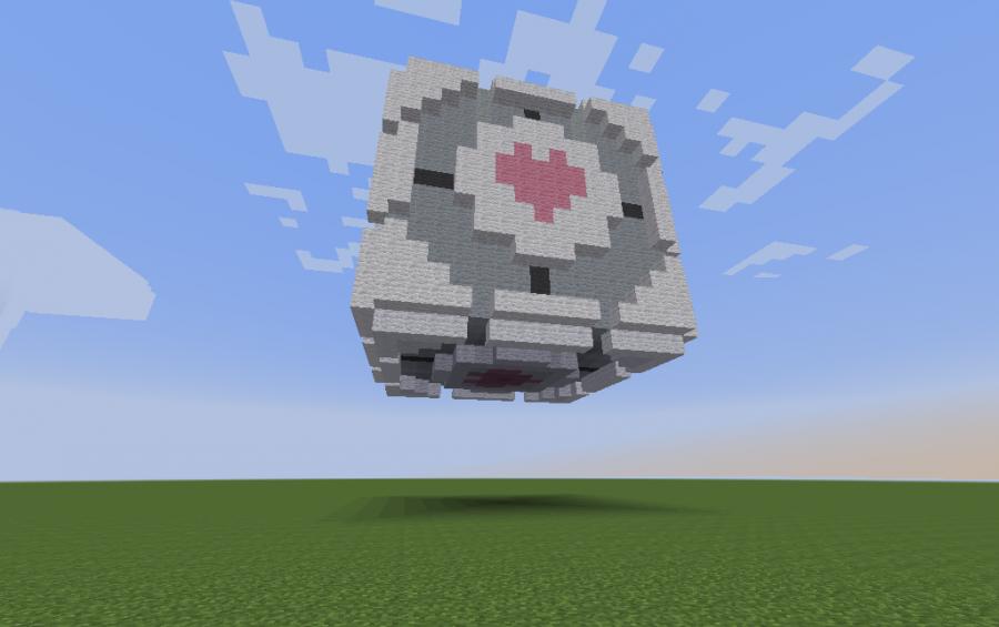 companion cube creation 4784