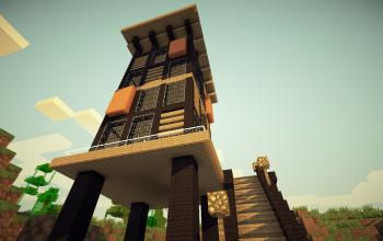 High Stand Modern House