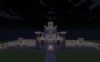 Large Medieval Castle V1