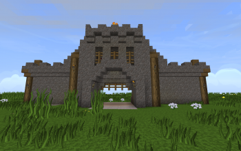 Village Gate (Basic)