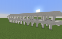 Quartz Walkway Template (Striaght)