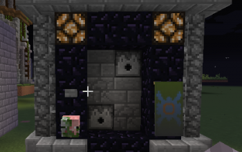 Toggle-able Nether Portal