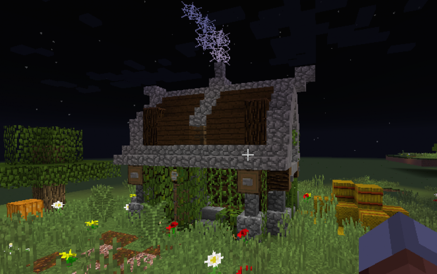 Rustic House Creation 4918