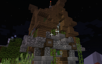 Tiny Medieval Tower