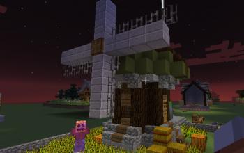 Decorative Windmill