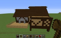 simple wooden house 1.8.1