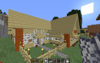 Contemporary House 02 - Stables