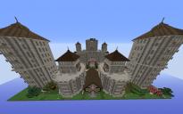 Large unfinished Castles update