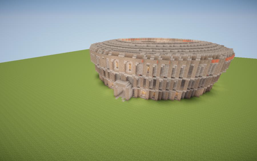 Medival Colosseum, creation #5003