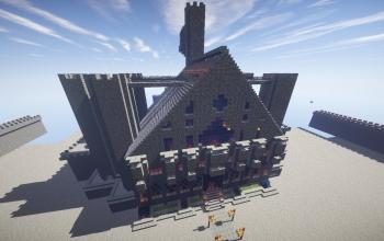 Unfinished Castle/Manor