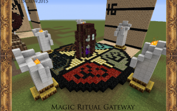 Magic Ritual Gate