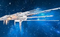 Heinlein Class Battlecruiser