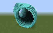Diamond Torus(donut) Segment
