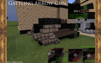 Gattling Arrow Gun