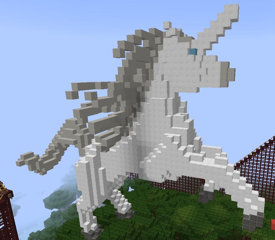 Unicorn, creation #5169