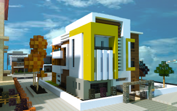 Modern town house 4