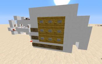 Digital code for redstone system (door, piston, etc)