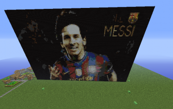 Messi F.C Barcelona