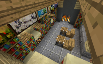 Upgraded village library #1