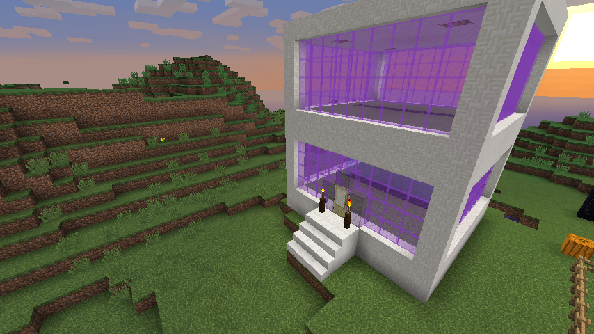 Two Story Quartz Indoor Farm Creation 5261