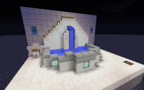 Block-dispensing WaterFountain(Fixed)