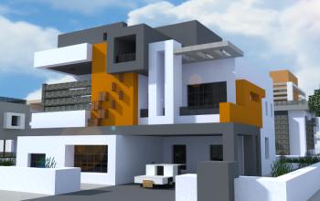 Modern Town House 6