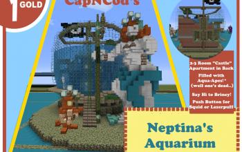 Neptina's Aquarium