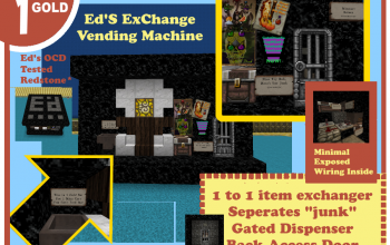 Ed's ExChanger Vender