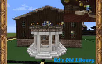 Ed's Old Library
