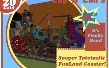 #50! CapNCod's Coaster Park!!!