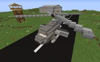 Bell UH-1 Gunship
