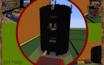Ed's 9 Gun Defense Tower