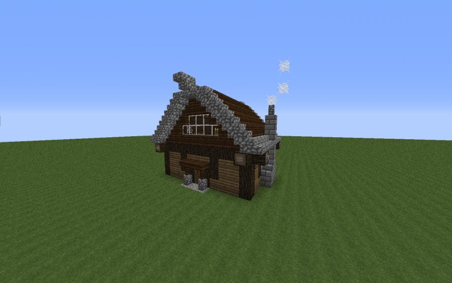 Small 10x10 House Creation 5411