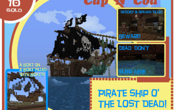 Pirate Ship O' Lost Dead